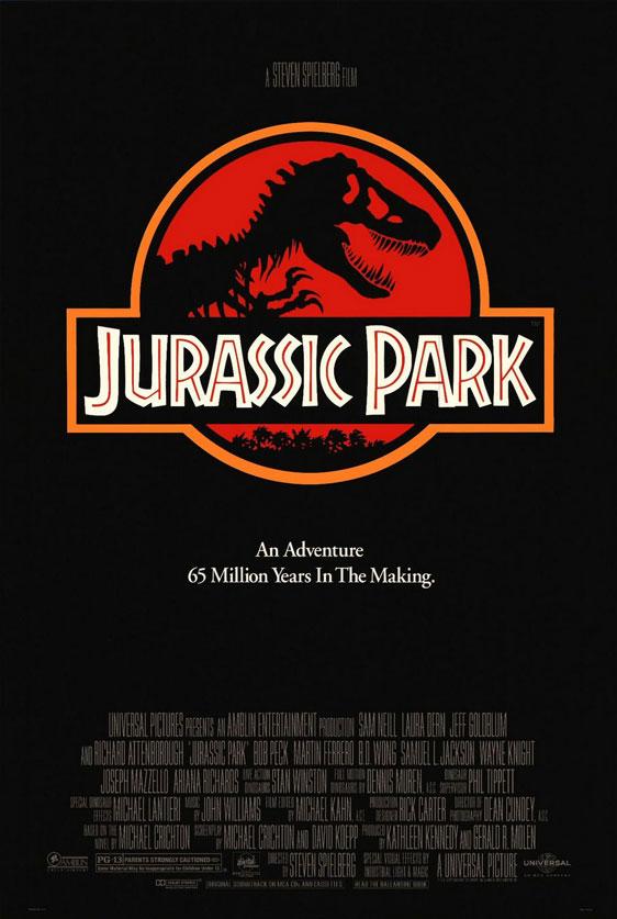 Jurassic Park Poster #2