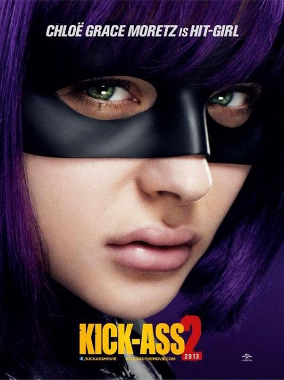 Kick-Ass 2 Poster #3