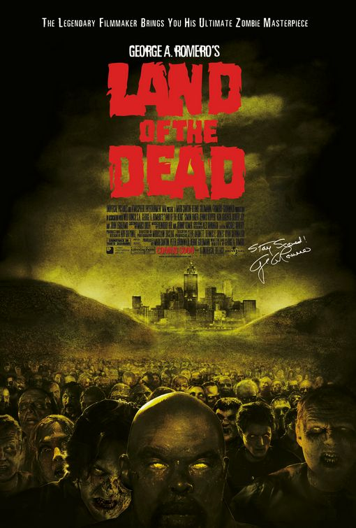 George A. Romero's Land of the Dead Poster