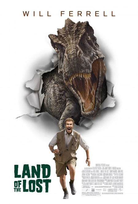 Land of the Lost Poster #2