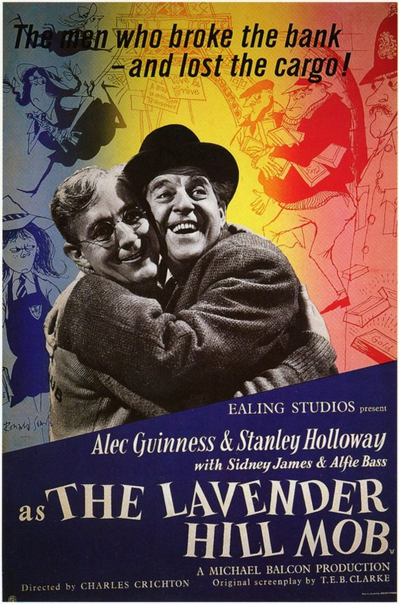 The Lavender Hill Mob Poster #1