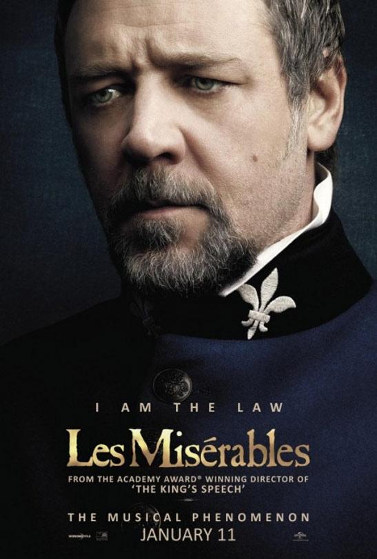 Les Misérables Poster #3