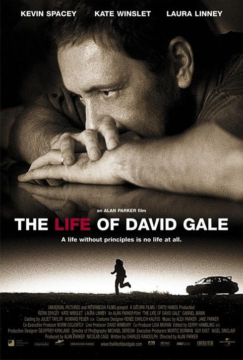 The Life of David Gale Poster #1