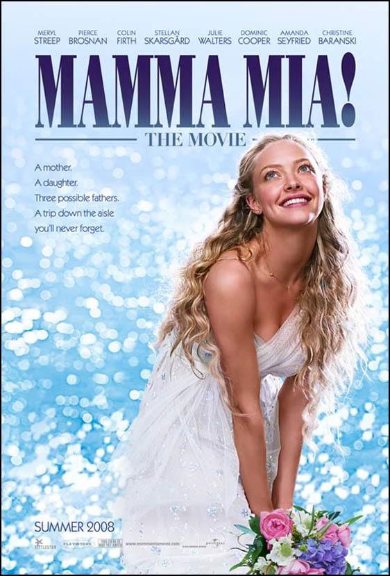 Mamma Mia! Poster #3