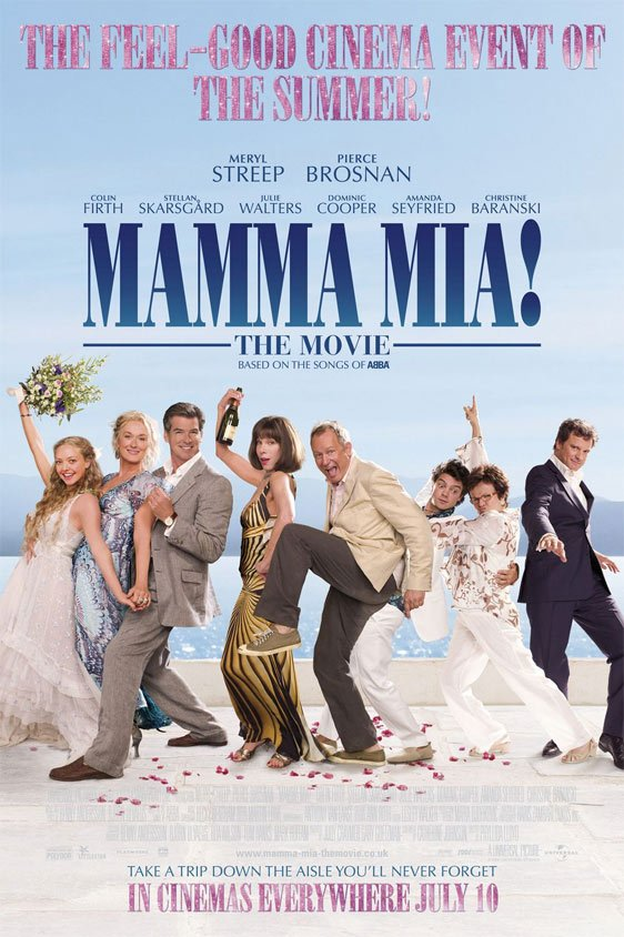 Mamma Mia! Poster #4