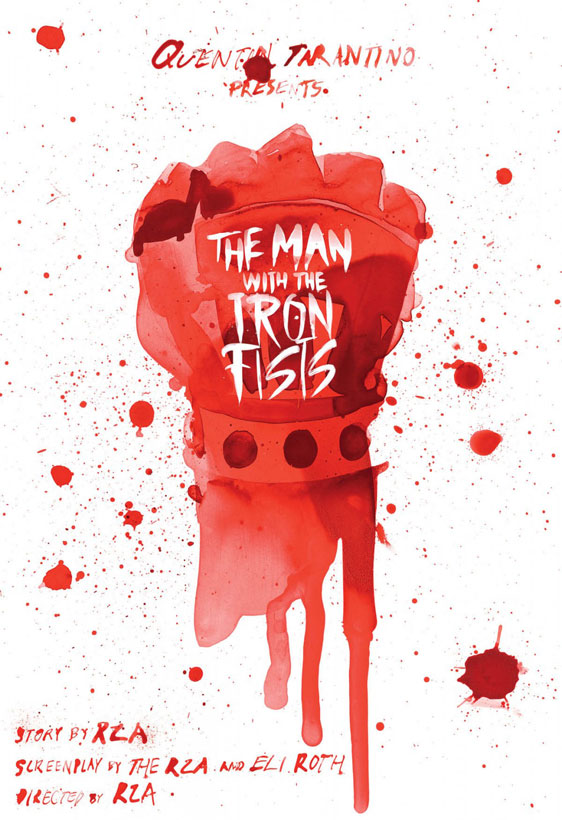 The Man with the Iron Fists Poster #10
