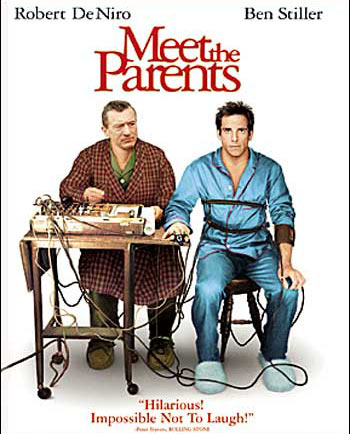 Meet the Parents Poster #3