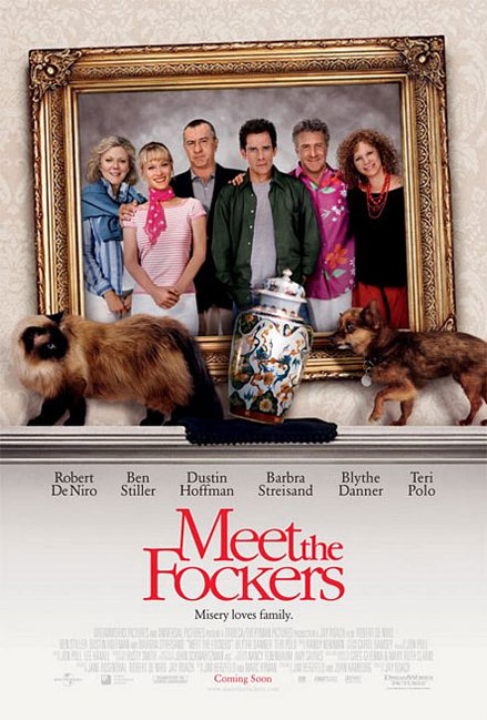 Meet the Fockers Poster