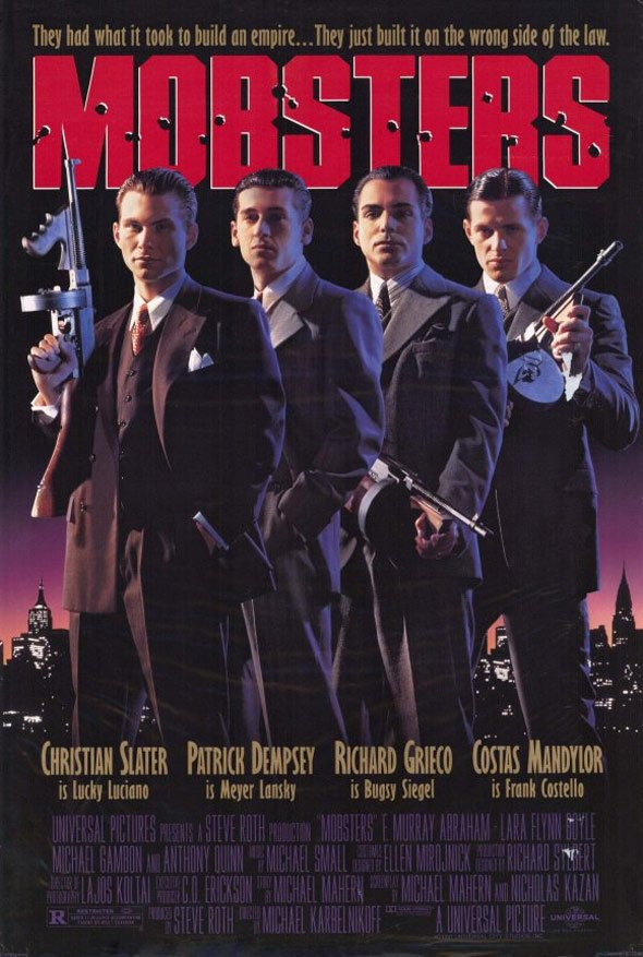 Mobsters Poster #1