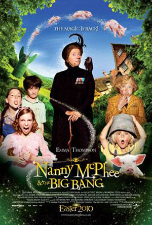 Nanny McPhee Returns Poster #2