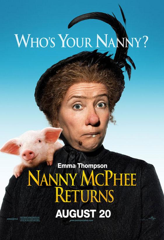 Nanny McPhee Returns Poster #6