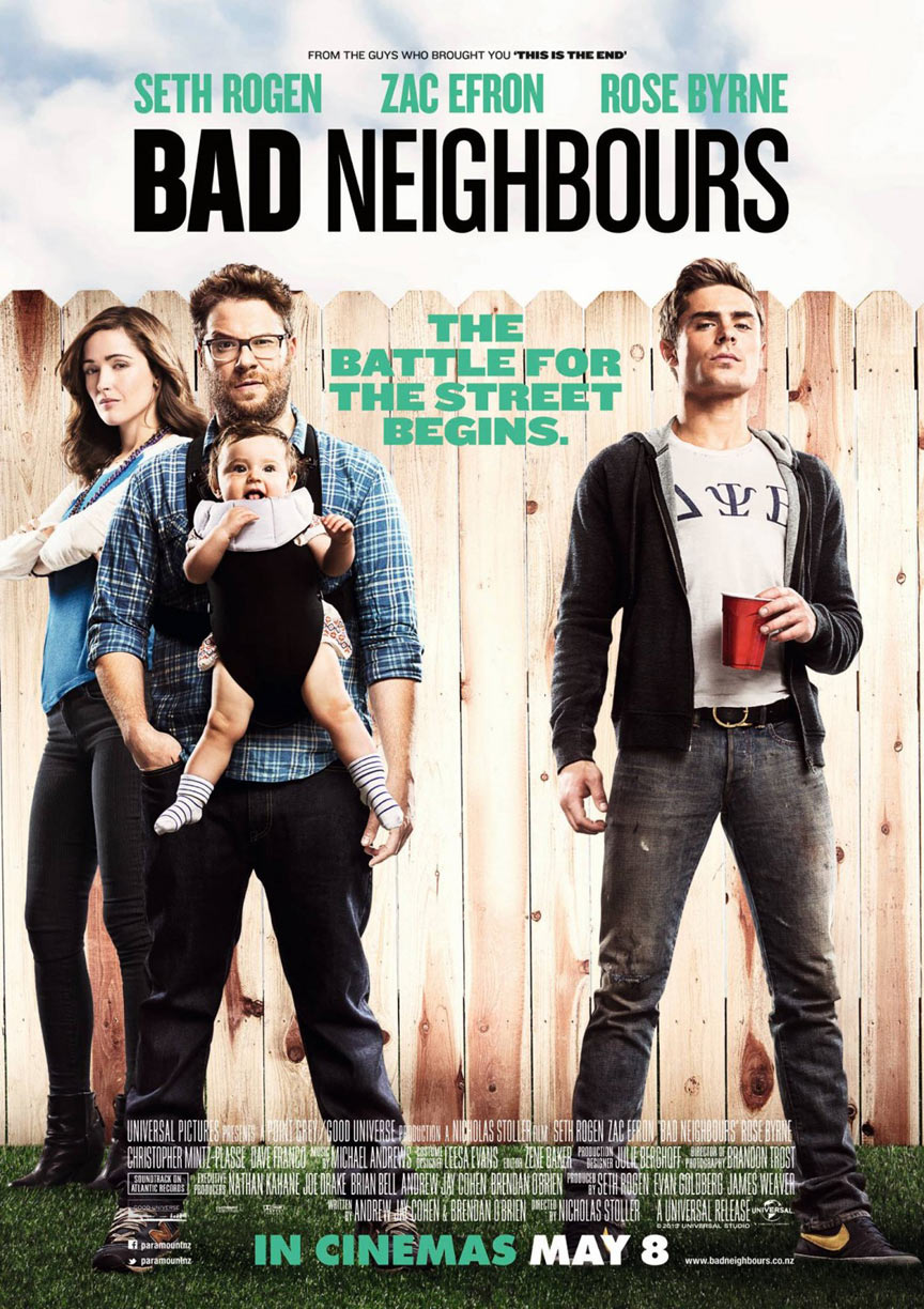 Neighbors Poster #2