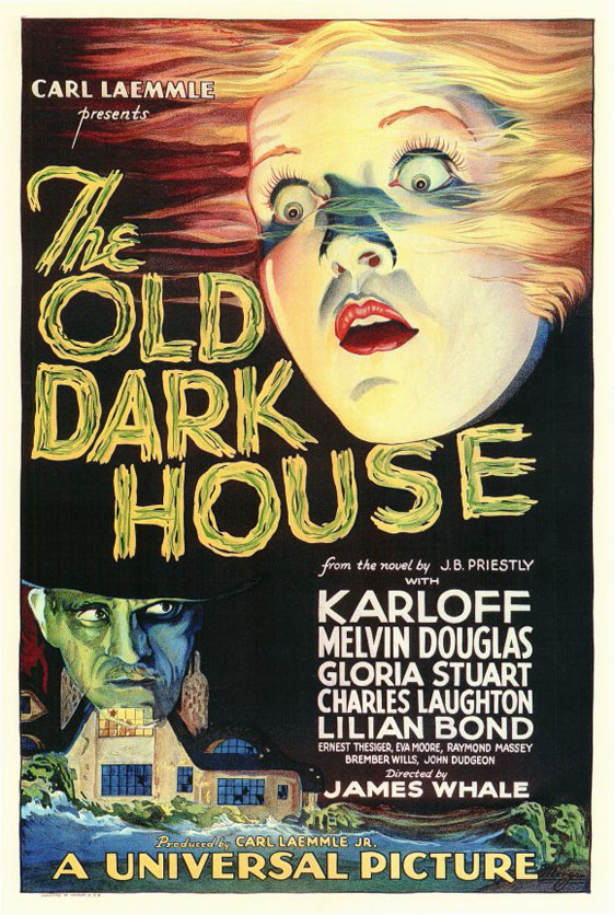 The Old Dark House Poster #1