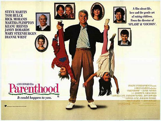 Parenthood Poster #2
