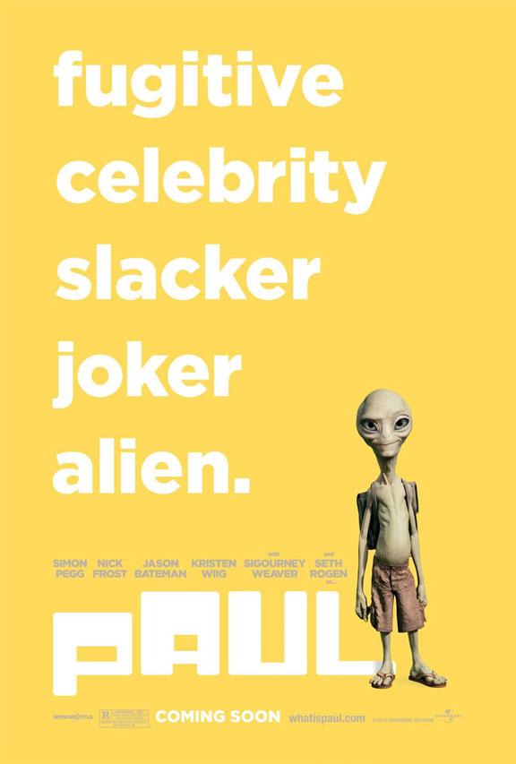Paul Poster #2