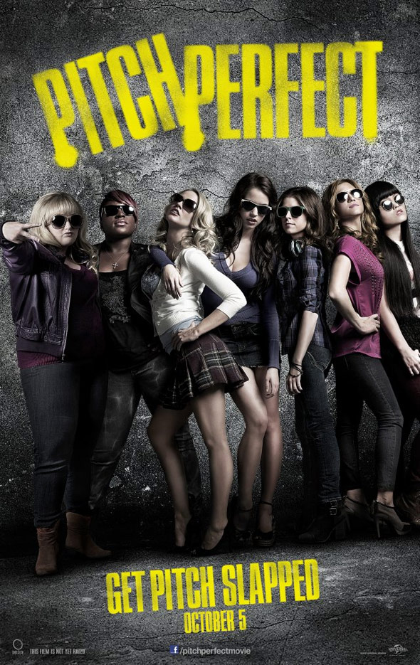 Pitch Perfect Poster #1