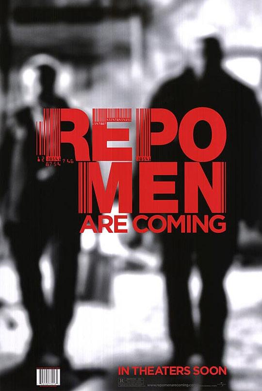 Repo Men Poster #7