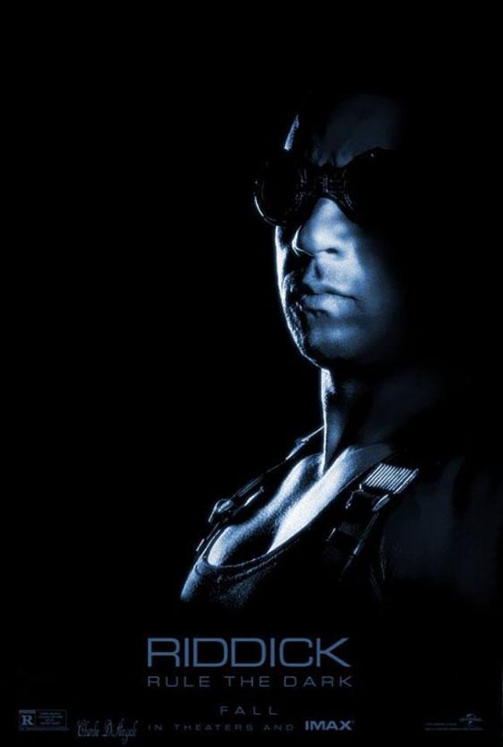 Riddick Poster #3