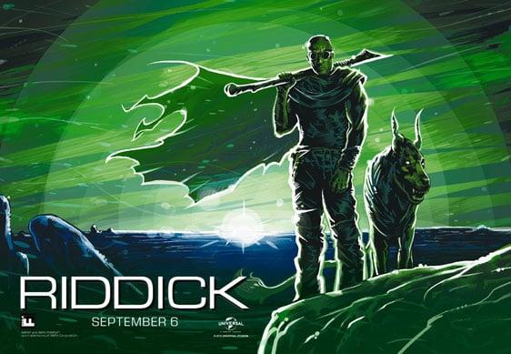 Riddick Poster #5