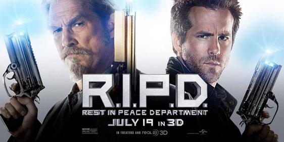 R.I.P.D. Poster #3