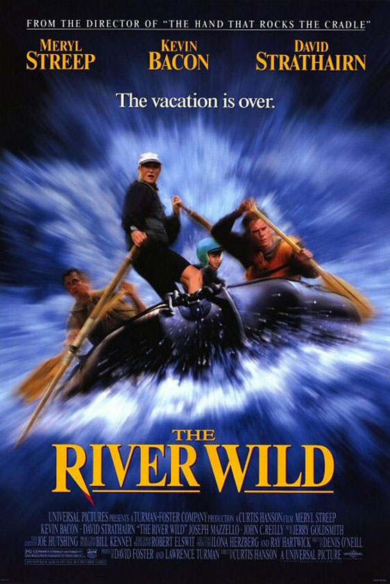 The River Wild Poster #2