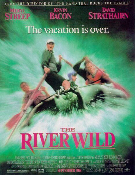 The River Wild Poster #1