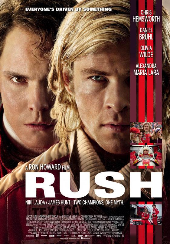 Rush Poster #12