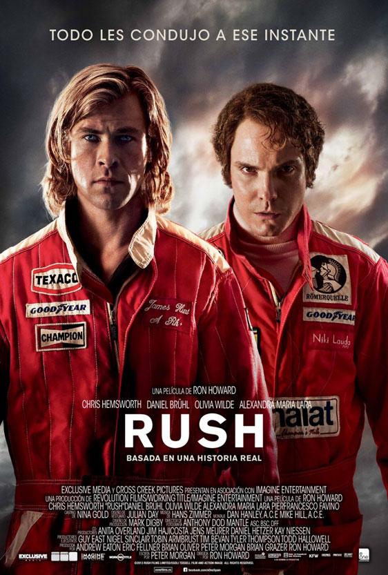 Rush Poster #2