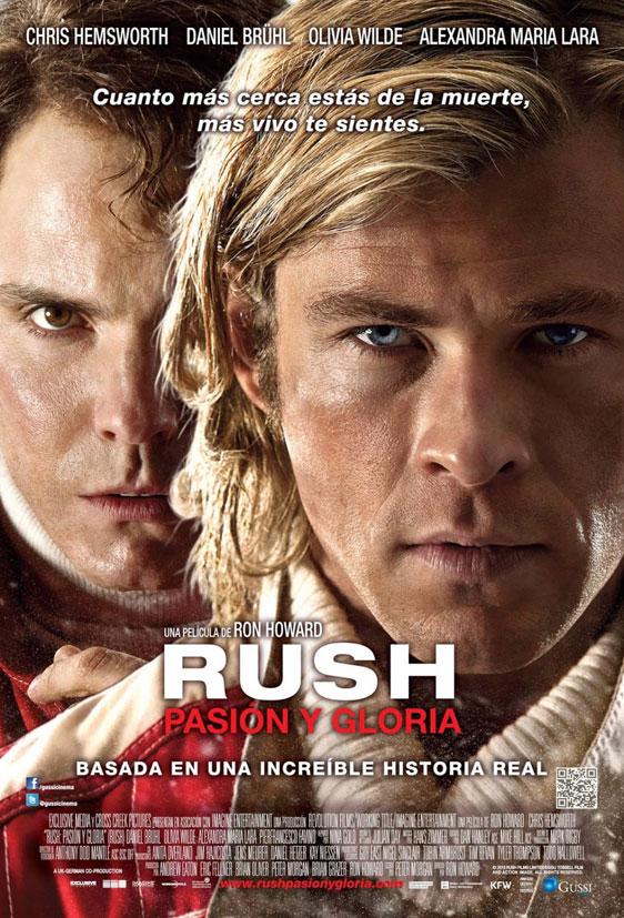 Rush Poster #3