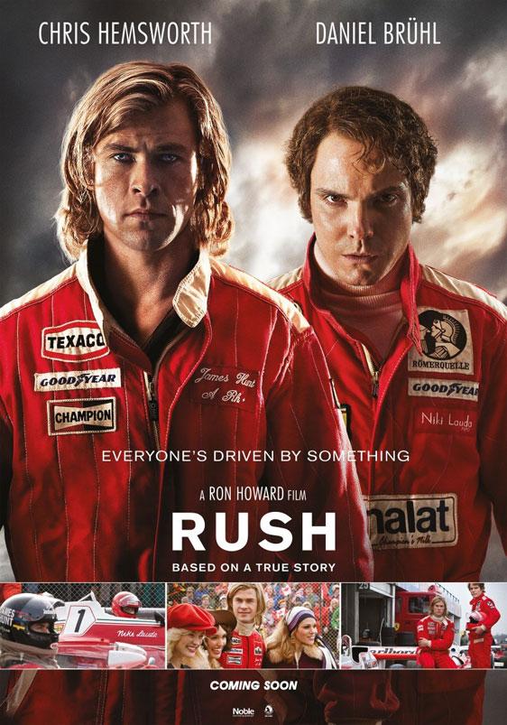 Rush Poster #4