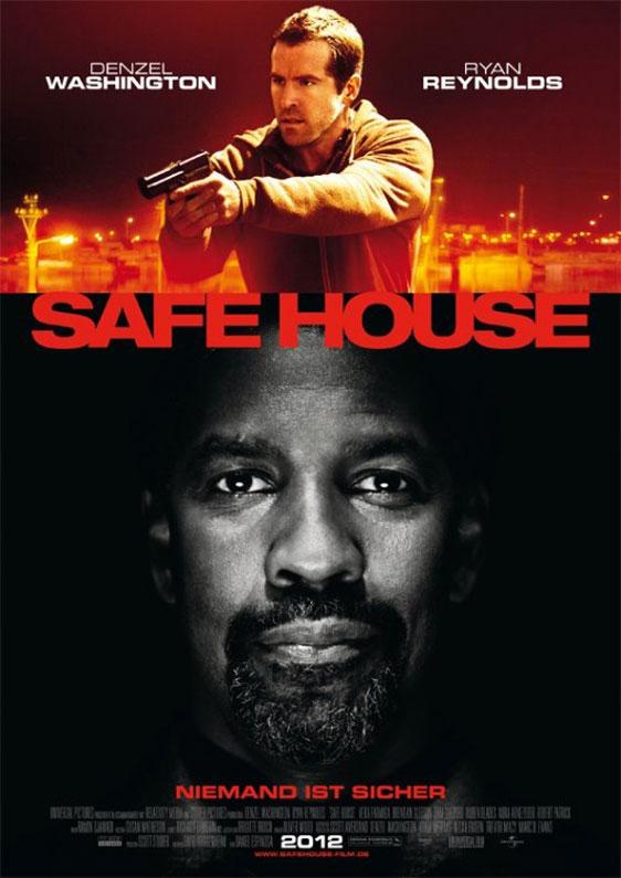 Safe House Poster #4