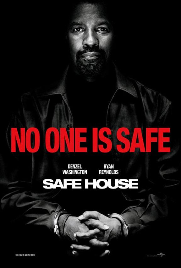 Safe House Poster #1