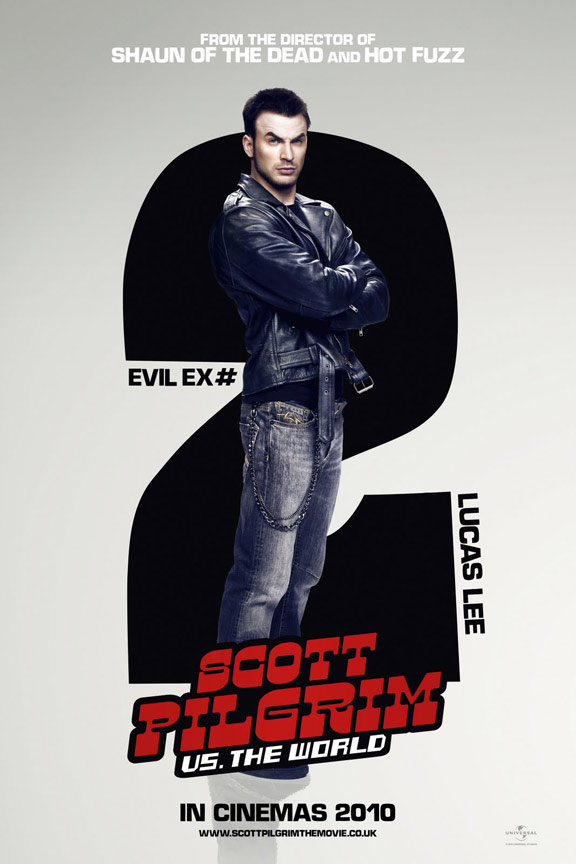Scott Pilgrim vs. The World Poster #2