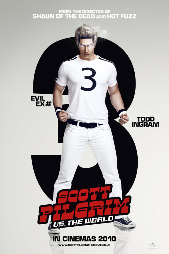 Scott Pilgrim vs. The World Poster #3