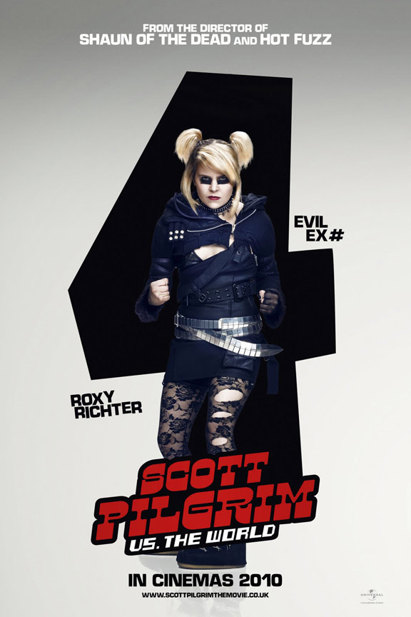 Scott Pilgrim vs. The World Poster #4