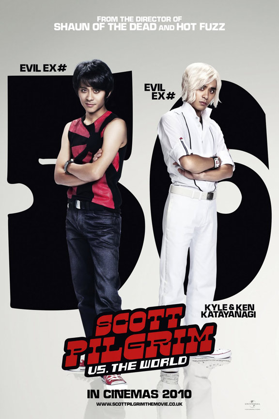 Scott Pilgrim vs. The World Poster #5