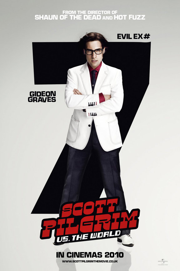 Scott Pilgrim vs. The World Poster #6