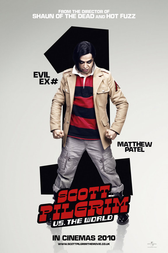Scott Pilgrim vs. The World Poster #7