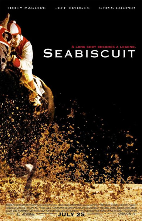 Seabiscuit Poster #1