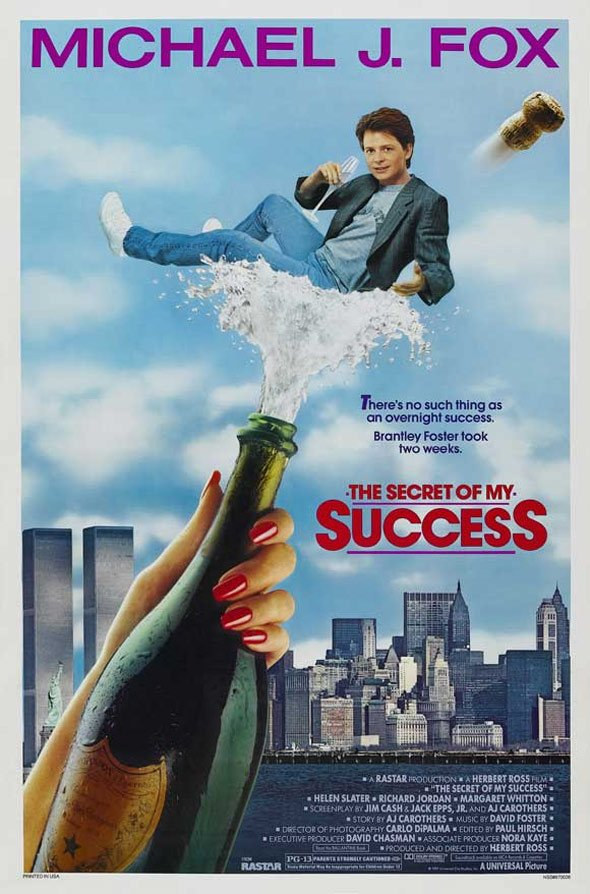 The Secret of My Succe$s Poster