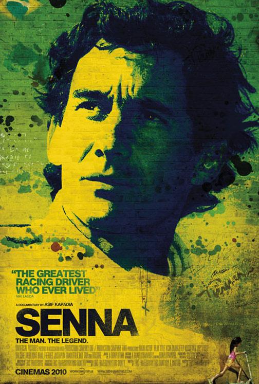 Senna Poster #2