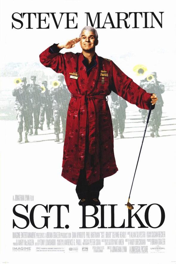 Sgt. Bilko Poster #1