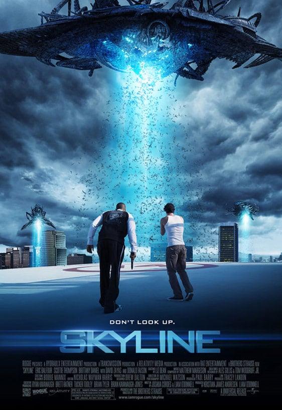 Skyline Poster #3