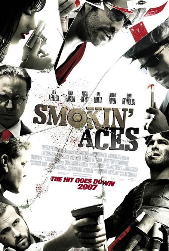 Smokin' Aces Poster #2