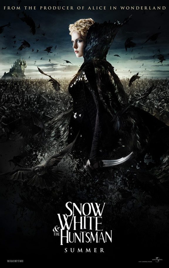 Snow White and the Huntsman Poster #2