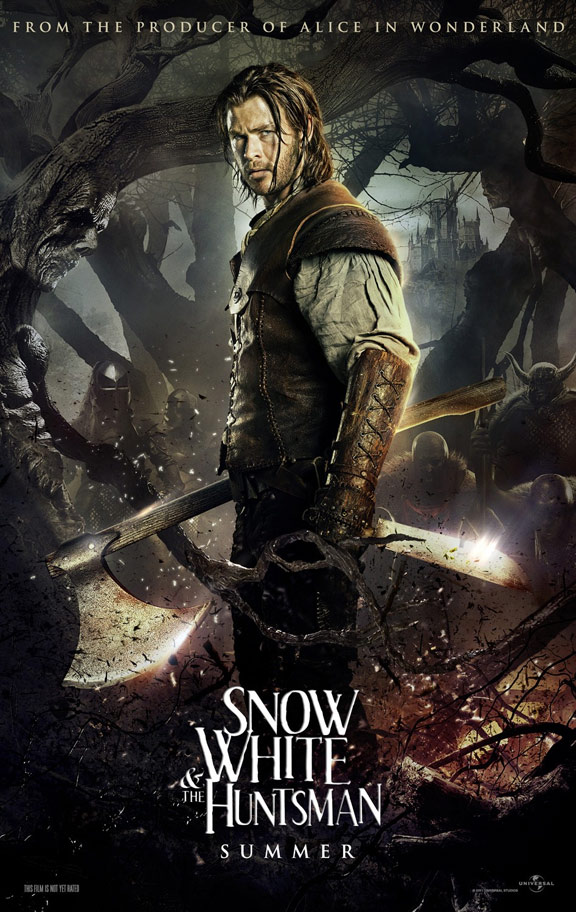 Snow White and the Huntsman Poster #3