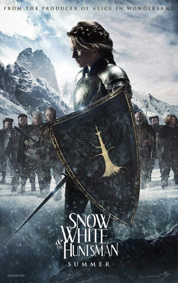 Snow White and the Huntsman Poster #1
