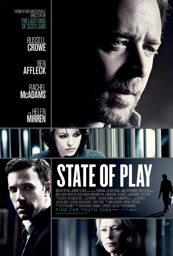 State of Play Poster #2