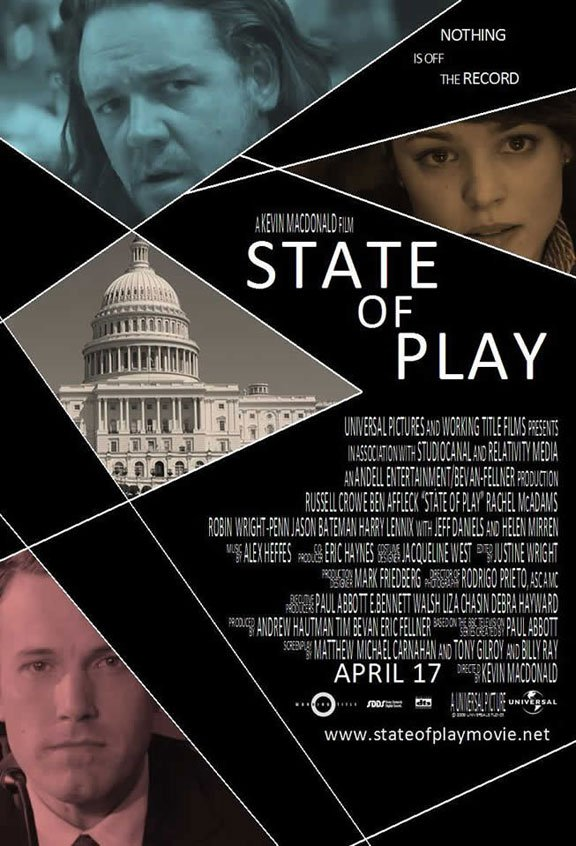 State of Play Poster #1