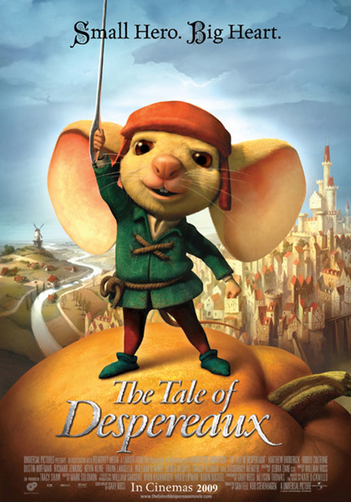 The Tale of Despereaux Poster #2